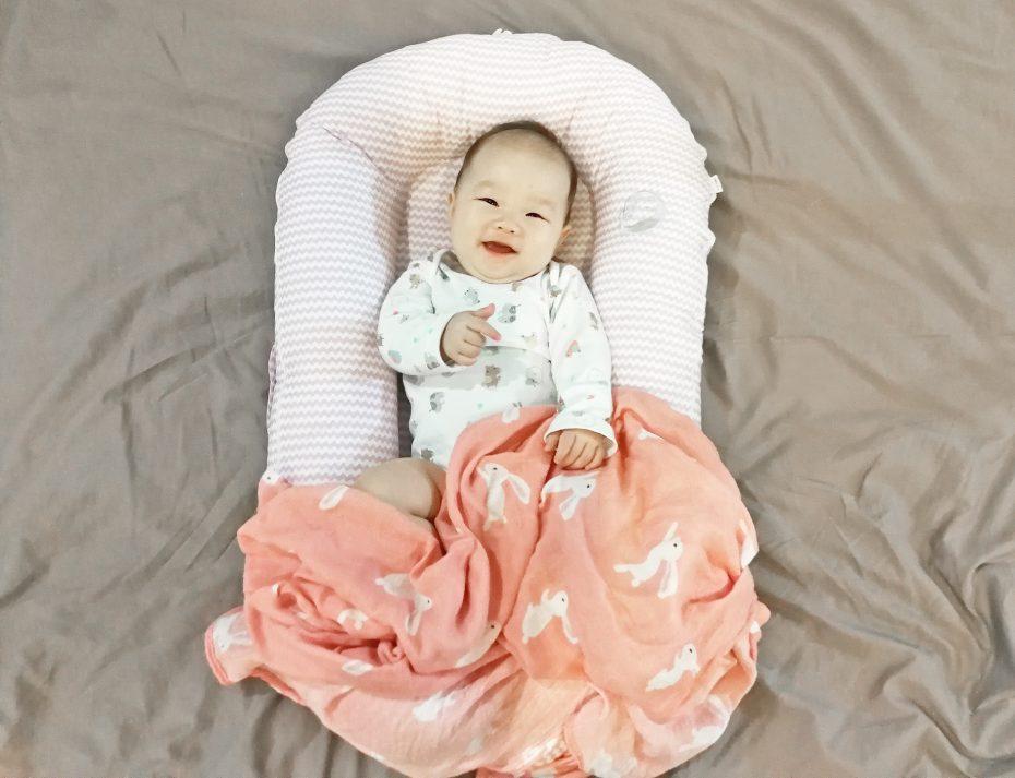 เบาะรองนอนเด็กทารก Babinest